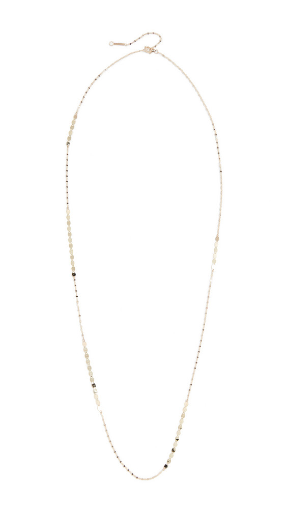 LANA JEWELRY Remix Layering Necklace in gold / yellow
