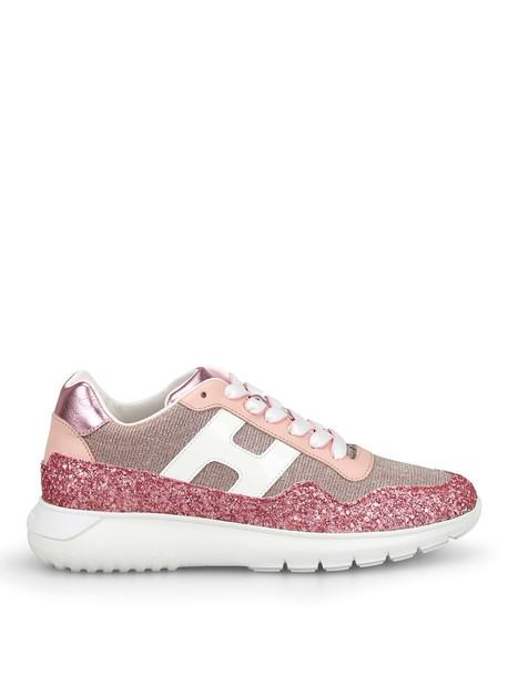 Hogan Sneaker Active One H385 Hxw3850bf40ki60351 in pink