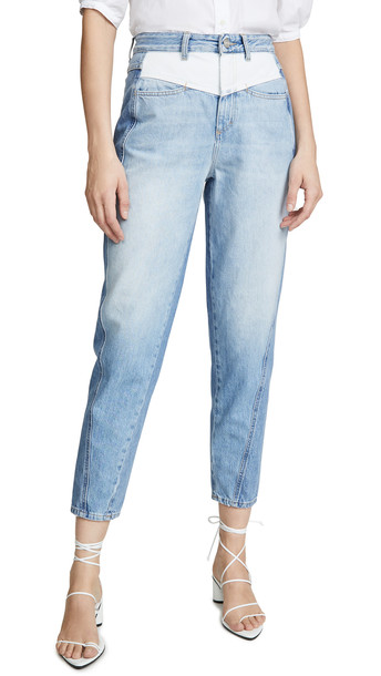 Closed Pedal Twist Jeans in blue