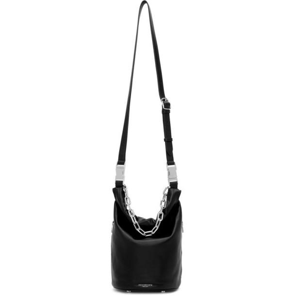 Alexander Wang Black Attica Dry Sack Bag