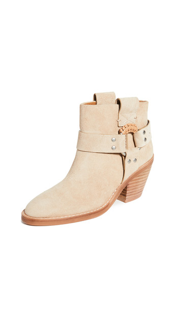 See by Chloe Eddie Booties in beige