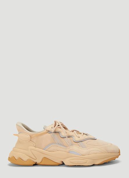 Adidas Ozweego Sneakers in Beige size UK - 08