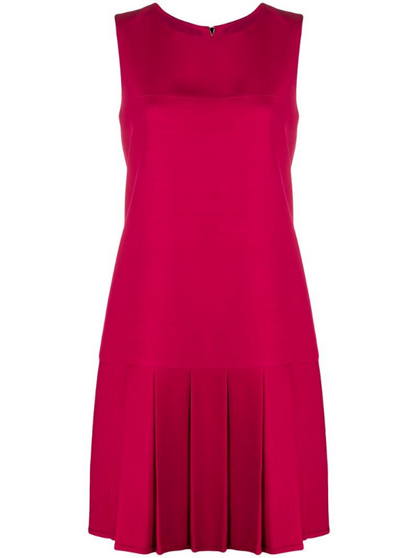 Gucci Pre-Owned 2000s pleat-detail dress in pink