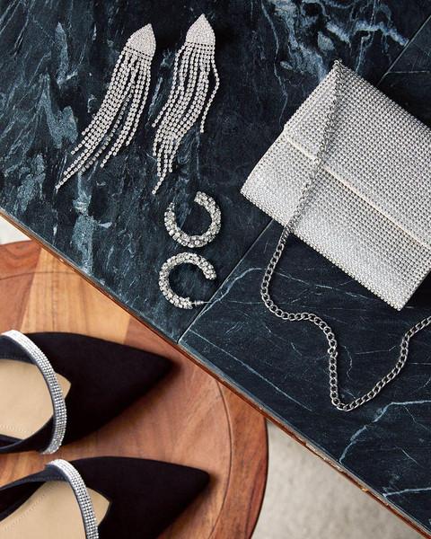 shoes jewels bag
