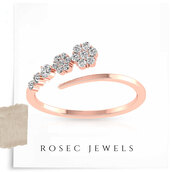 jewels,ring,diamonds,gold,jewelry,cuff rings,wedding ring,stacked jewelry,minimalist,floral rings,open rings