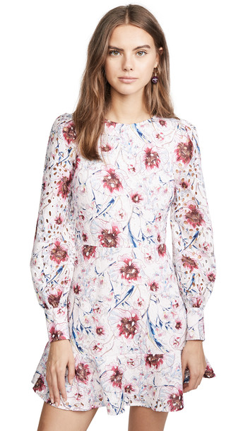 La Maison Talulah Bonita Mini Dress in print