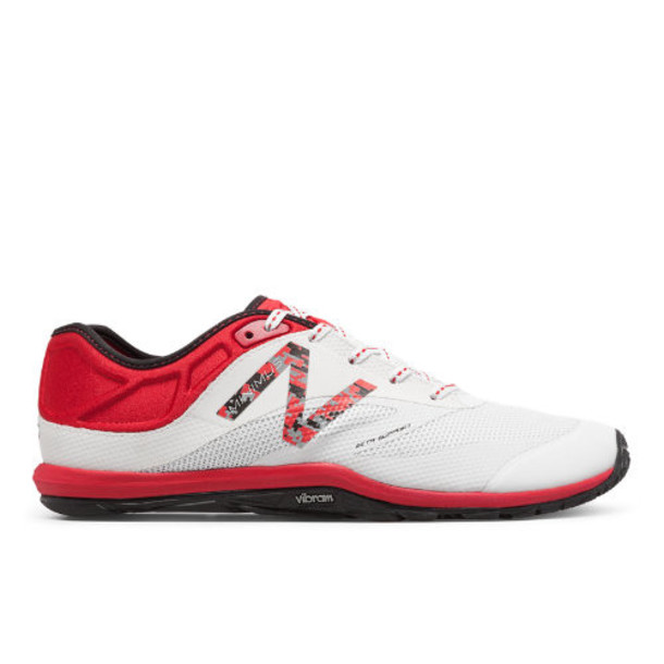 New Balance Minimus 20v6 Cressey Trainer Men's & Women's Cross-Training Shoes - Red/White/Black (UX20CP6)