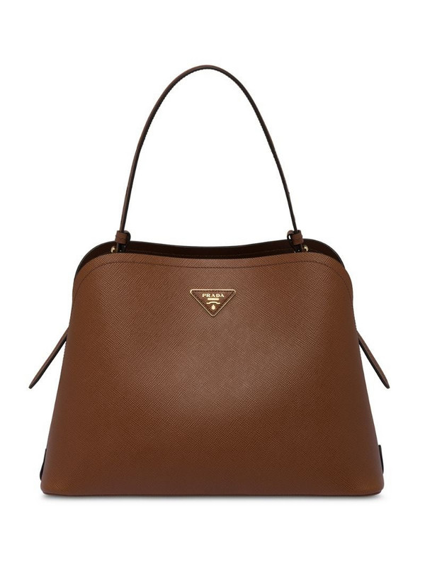 Prada Promenade shoulder bag in brown