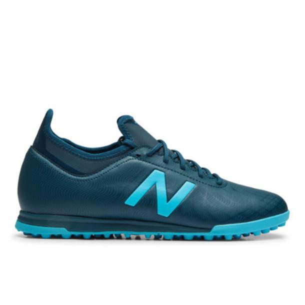 New Balance Tekela v2 Magique TF Men's Soccer Shoes - Green/Blue (MSTTTSB2)