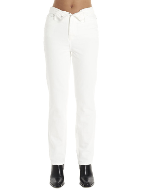 Alexander Wang Jeans in white