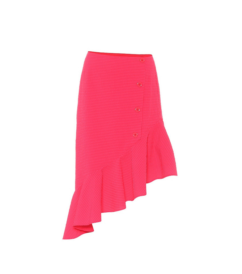 Baum und Pferdgarten Exclusive to Mytheresa - Sabrina asymmetric skirt in pink
