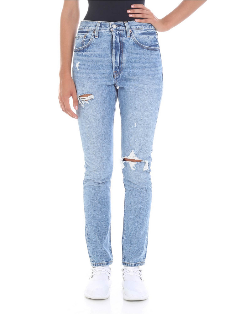 Levis Levis 501 Jeans in blue