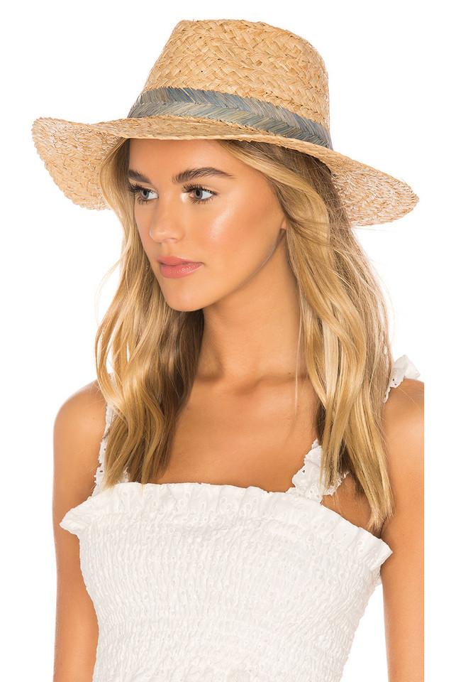 Hat Attack Seashore Rancher Hat in tan