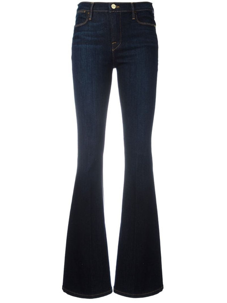FRAME 'Suther Land' jeans in blue