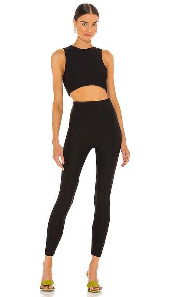 ALIX NYC Jodie Jumpsuit in Black