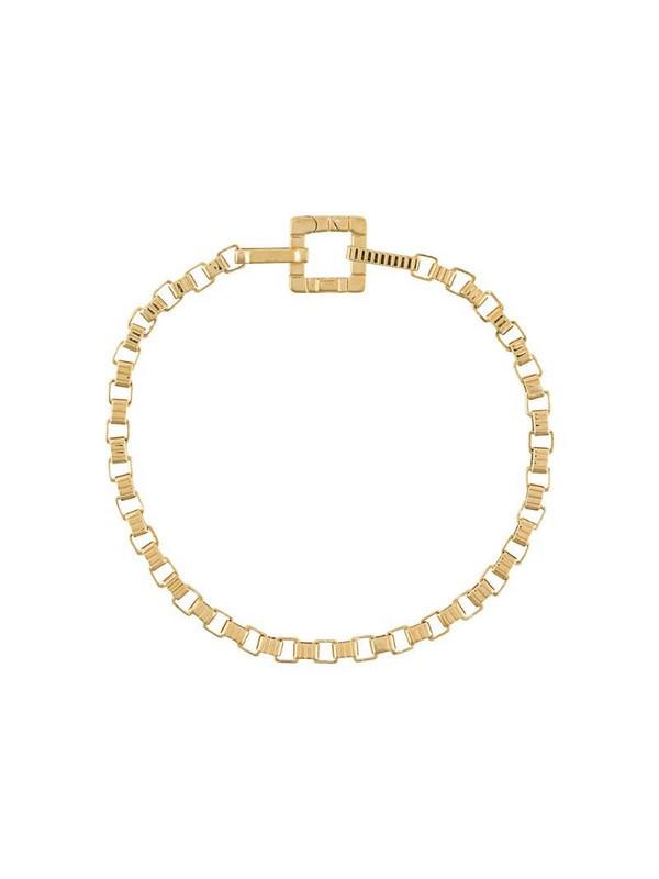 IVI Signore 3x3 chain bracelet in gold