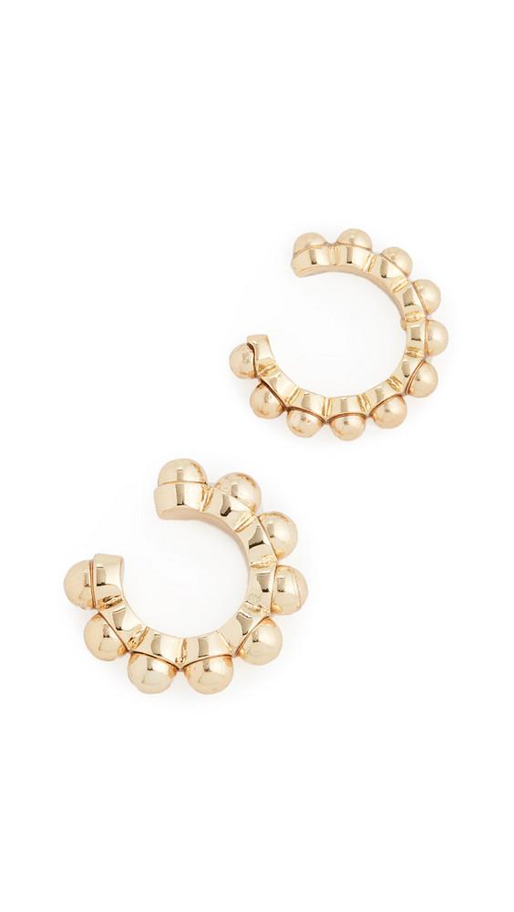 BaubleBar Pisa Ear Cuff Set in gold