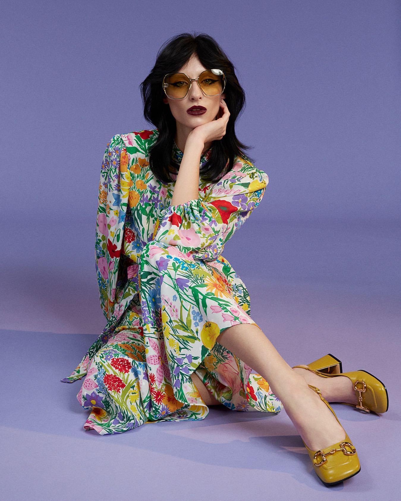sunglasses dress