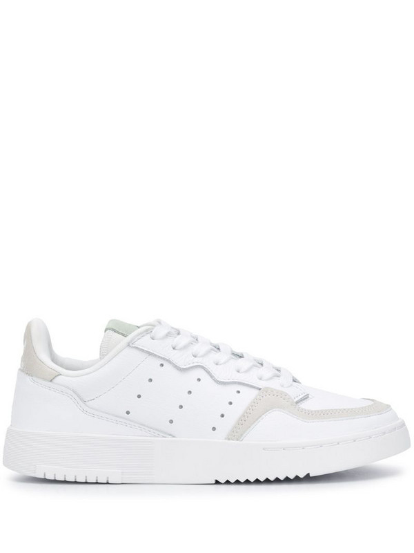 adidas Supercourt low-top sneakers in white