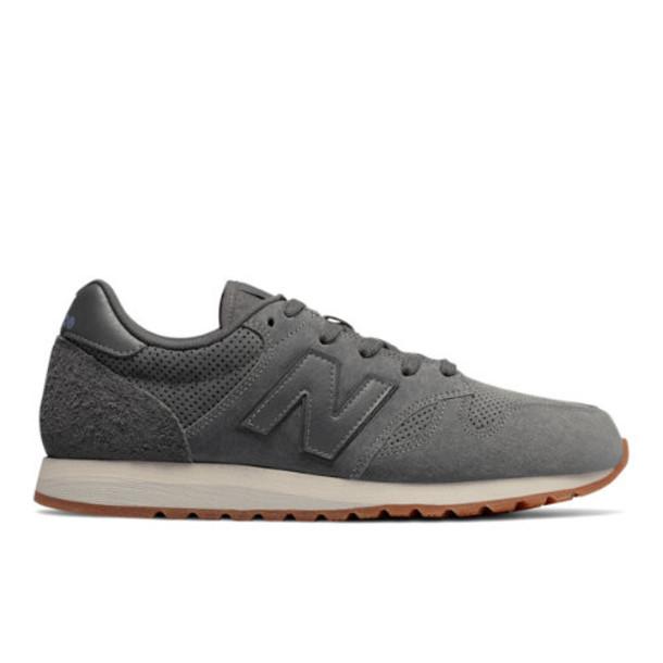 New Balance 520 Men's & Women's Running Classics Shoes - Grey (U520ET)