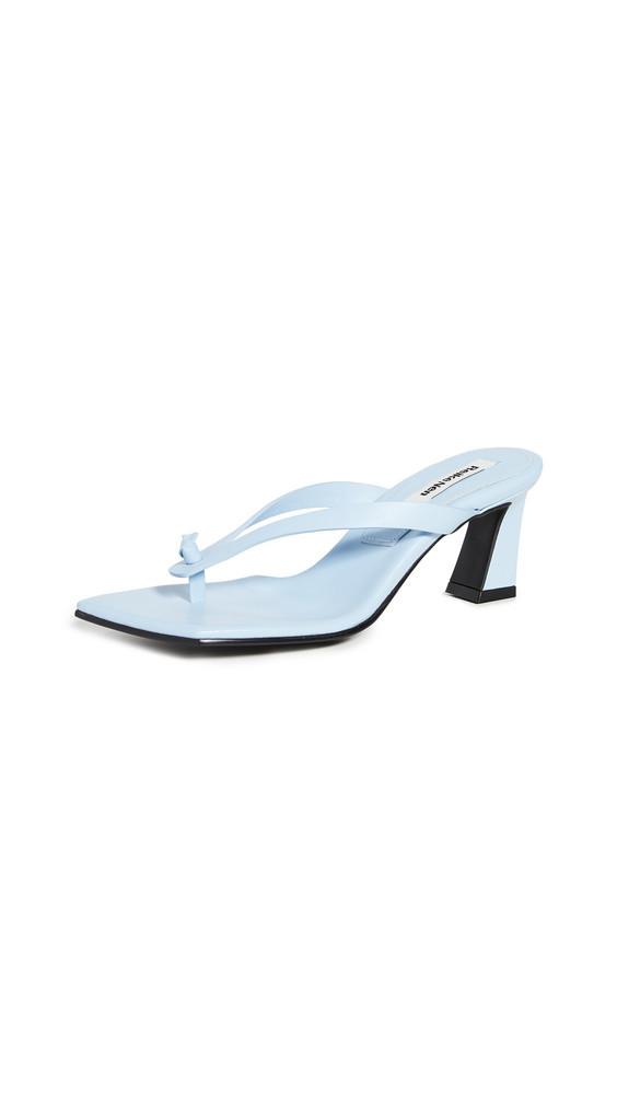 Reike Nen Flip-Flop Heel Sandals in blue