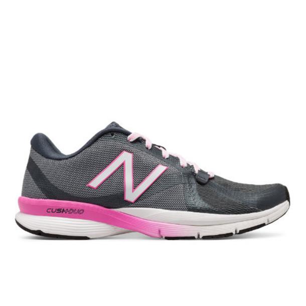New Balance 88v2 Trainer Women's Cross-Training Shoes - Grey/Pink/White (WX88BW2)