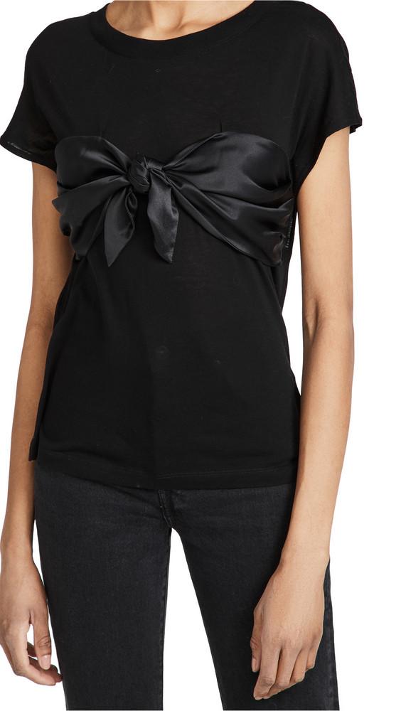 RtA Viviana Tee in black