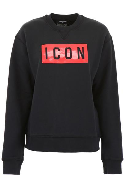 Dsquared2 Icon Sweatshirt in black