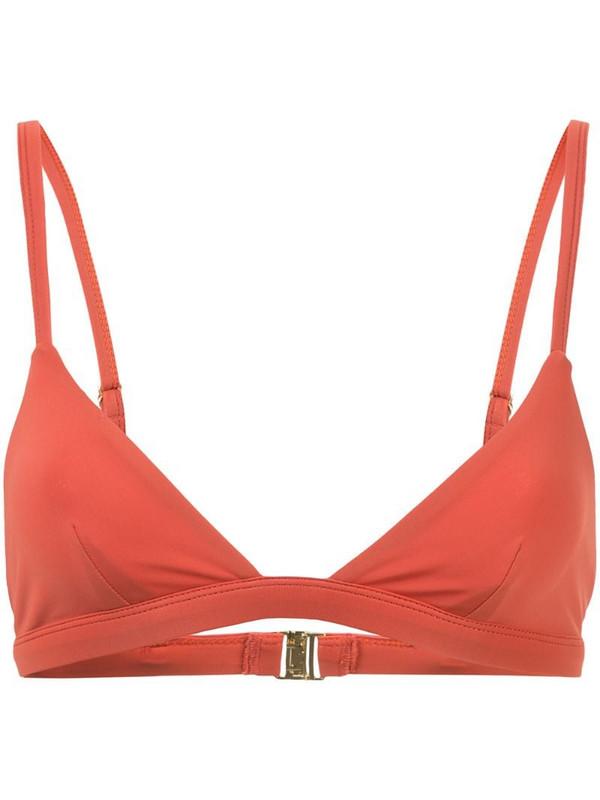 Fella Ryder Bikini Top in orange