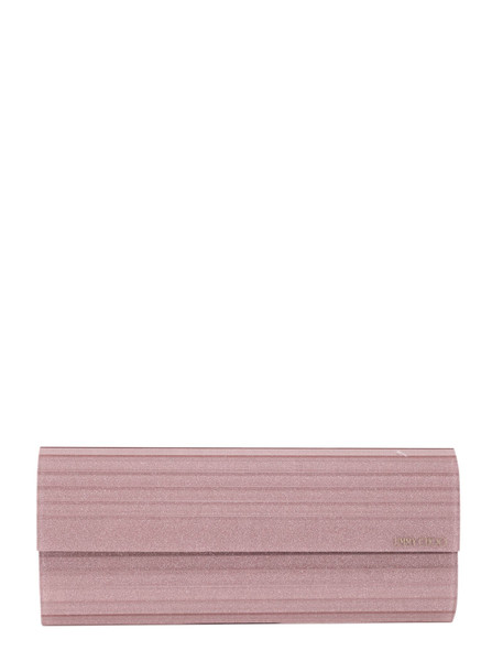 Jimmy Choo Pink Sweetie Clutch