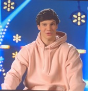 sweater,pink,the voice kids,hoodie