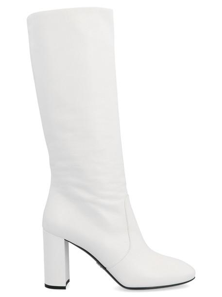 Prada Shoes in white