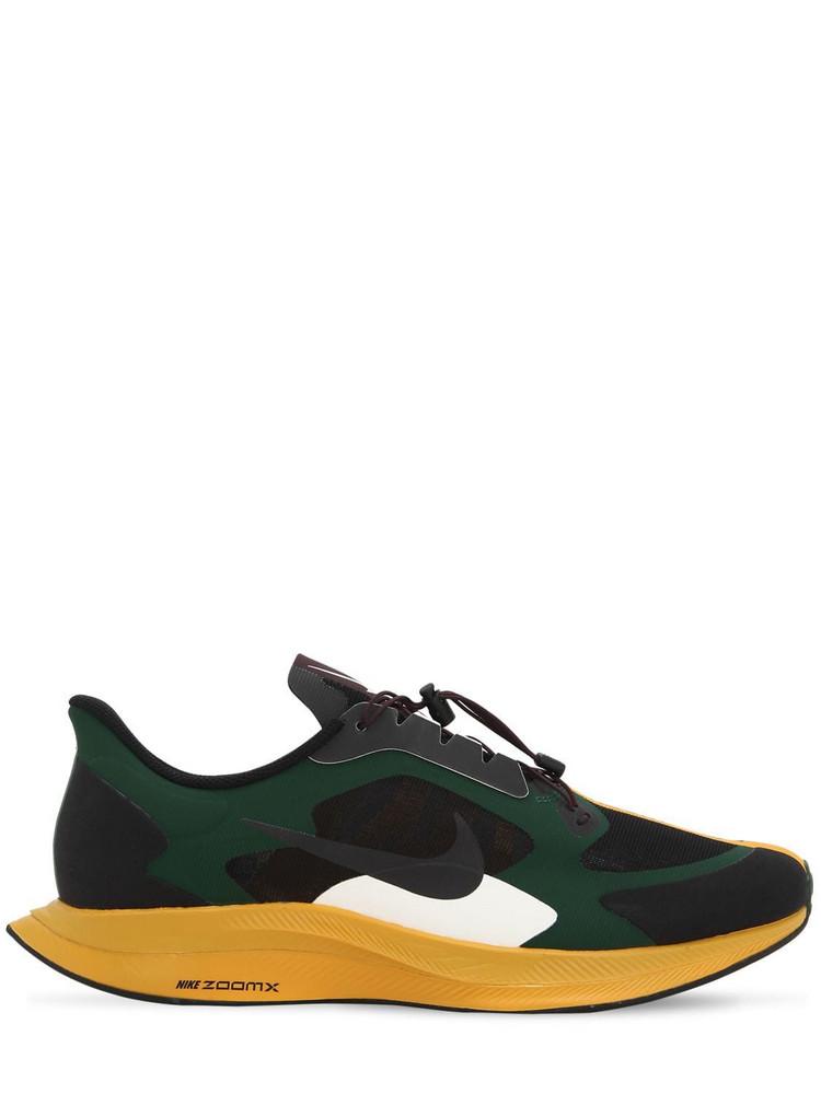 NIKE GYAKUSOU UNDERCOVER LAB Zoom Pegasus 35 Turbo Gyakusou Sneakers in black / green
