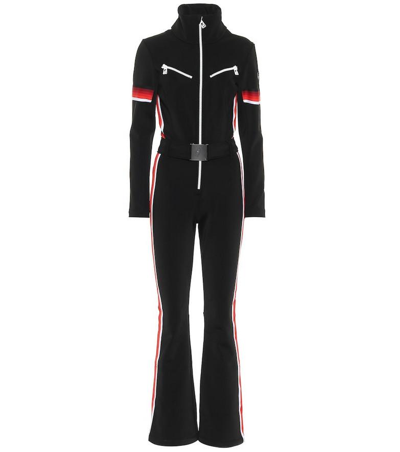 Toni Sailer Lotta Colour ski jumpsuit in black