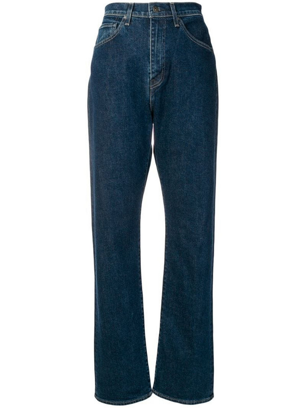 Levi's: Made & Crafted 701 jeans in blue