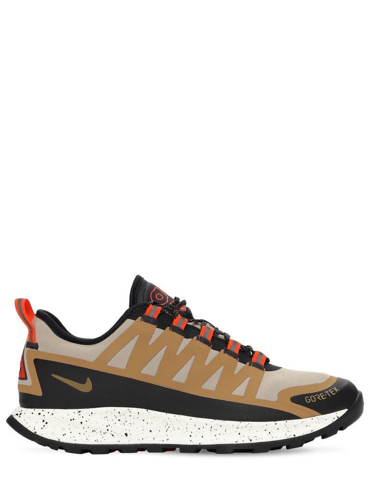 NIKE ACG Acg Air Nasu Gore-tex Sneakers in khaki