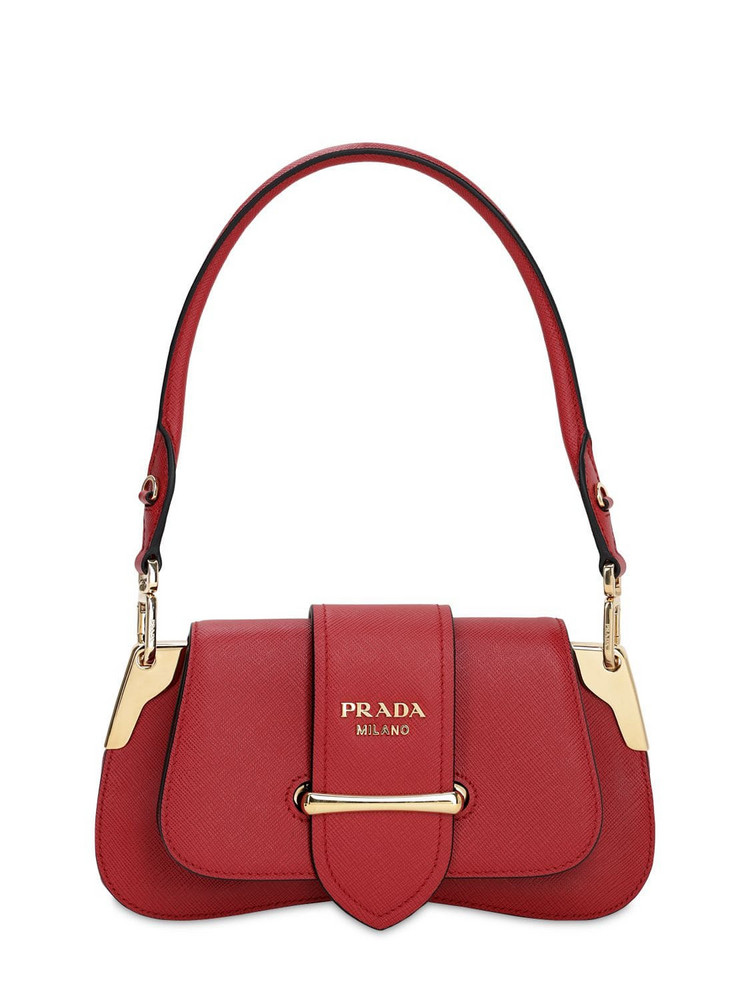 PRADA Small Sidonie Saffiano Shoulder Bag