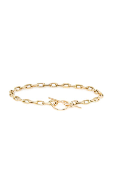 Zoe Chicco 14K Yellow Gold Toggle Bracelet