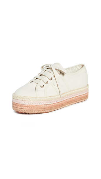 Superga 2790 Multicolor Platform Sneakers in multi