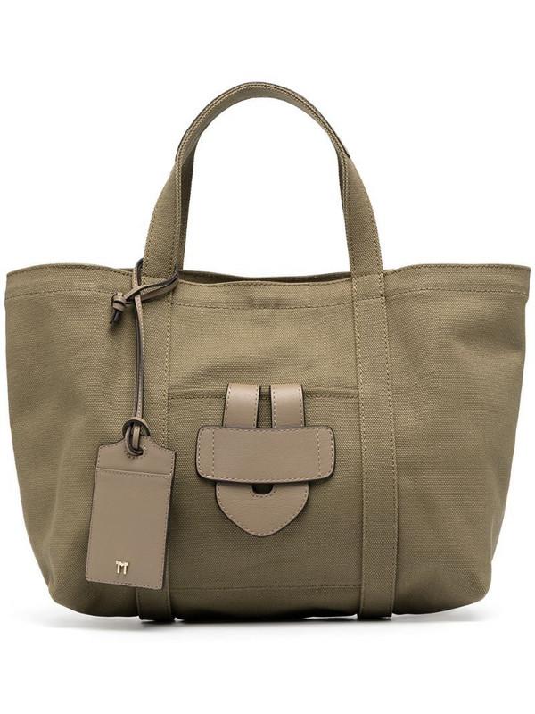 Tila March Simple Bag S in green