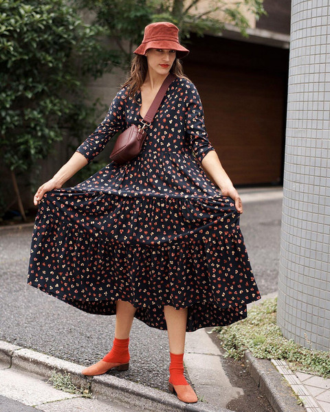 bag dress hat shoes