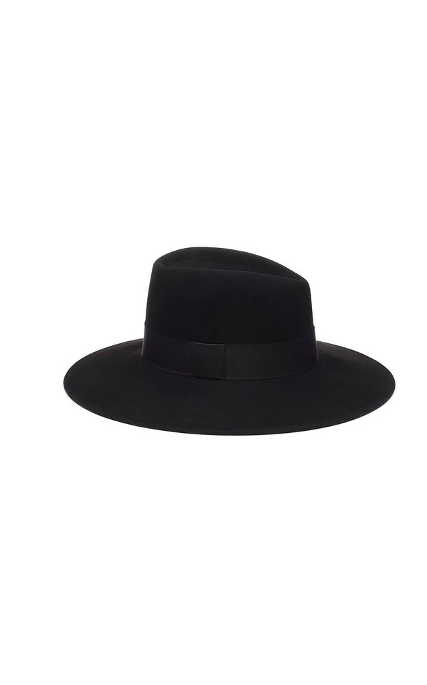 Eugenia Kim Harlowe Wool Felt Fedora in black