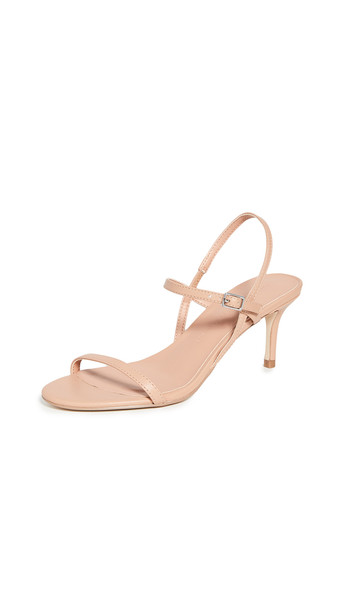 cupcakes and cashmere Alexane Strappy Sandals in tan