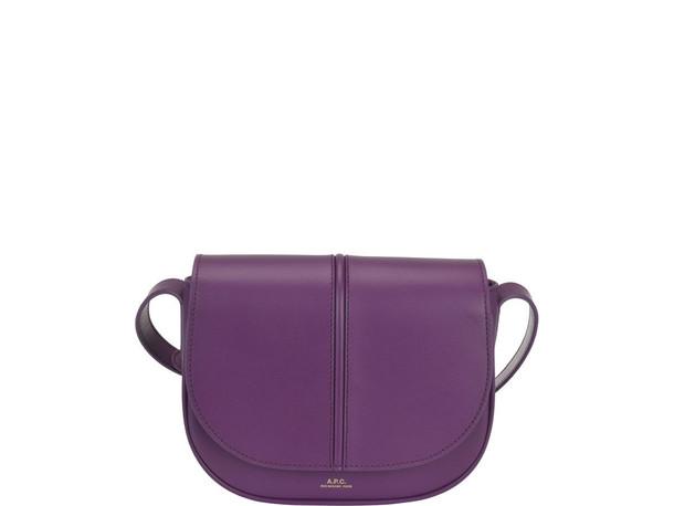 A.P.C. A.p.c. Betty Bag in purple