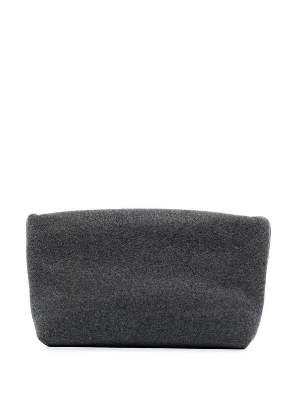 KASSL Editions clutch bag in grey