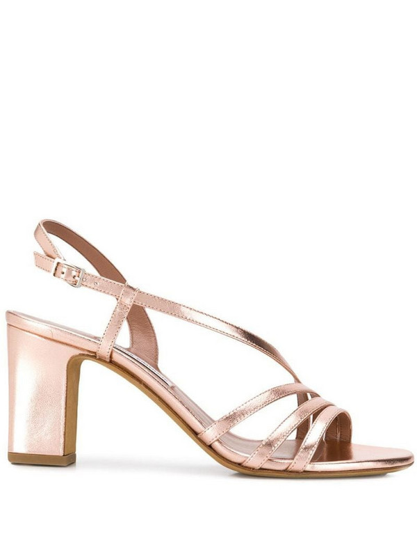 Tabitha Simmons Charlie sandals in pink
