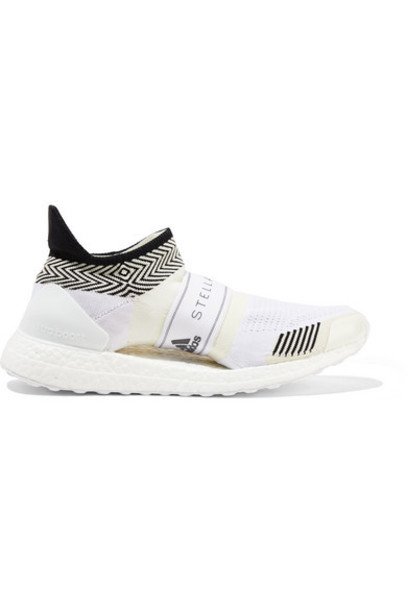 adidas by Stella McCartney - Ultraboost X 3d Primeknit Sneakers - White