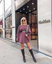 shoes,black boots,knee high boots,mango,mini dress,zara,dior bag