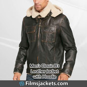 coat,classic leather jacket with hoodie,leather jacket,jacket,fashion,outfit,style,menswear,mens  fashion,men's outfit,lifestyle