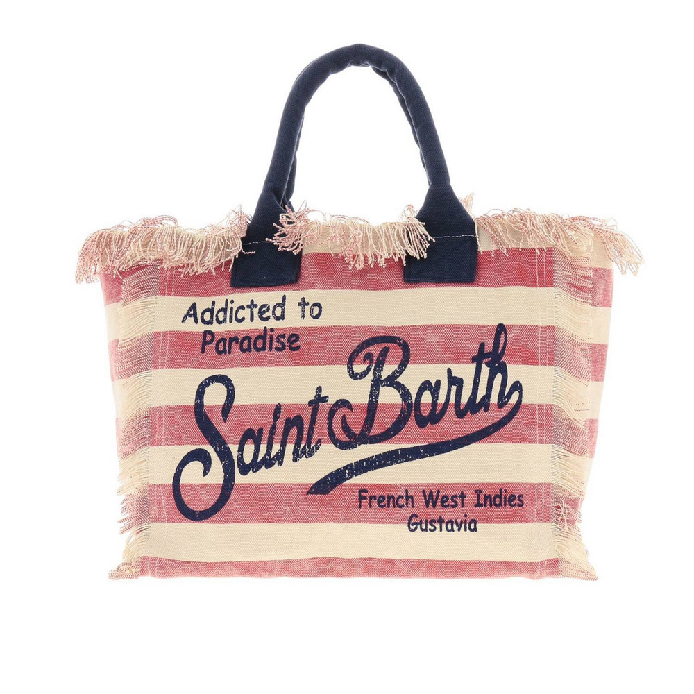 Mc2 Saint Barth Handbag Shoulder Bag Women Mc2 Saint Barth in red
